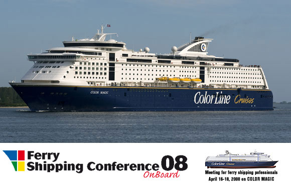 Exhibitors | Shippax Ferry Conference